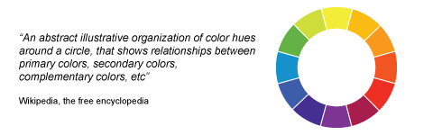 Using A Colour Wheel for Calls To Action