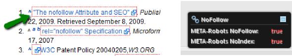 NoFollow Site Audit Tool